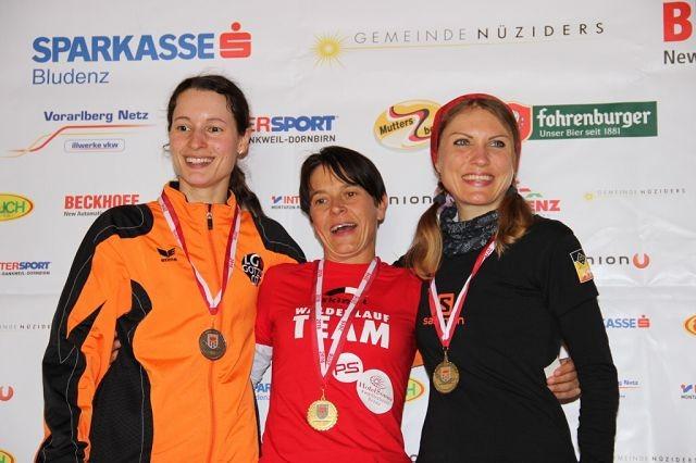 Nachtrag:  VLV Berglaufmeisterschaft auf den Muttersberg in Bludenz