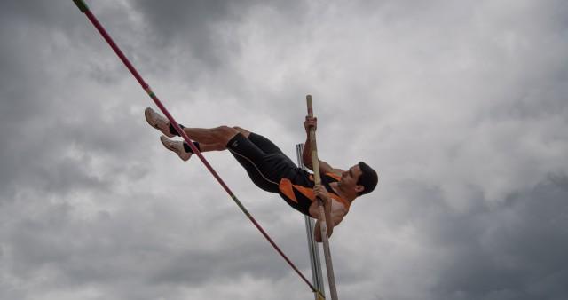 Bronze für Zehnkämpfer Alexander Razen