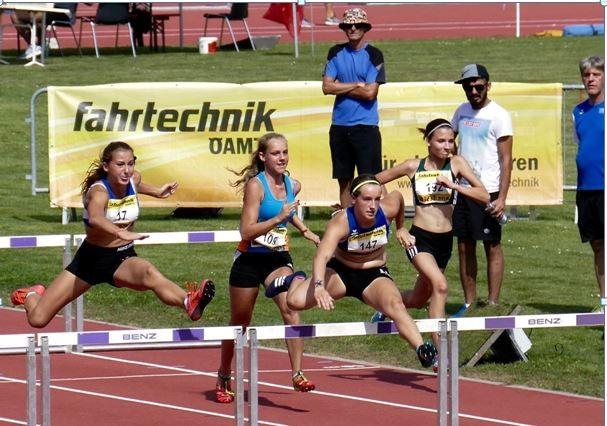 Chiara Schuler kehrt mit 3 Goldmedaillen von den ÖM U16 und U20 aus Innsbruck zurück