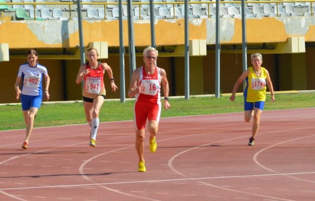 WM Gold für Marianne Maier