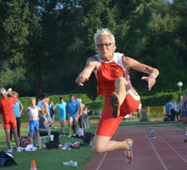 Marianne Maier Leichtathletin des Jahres