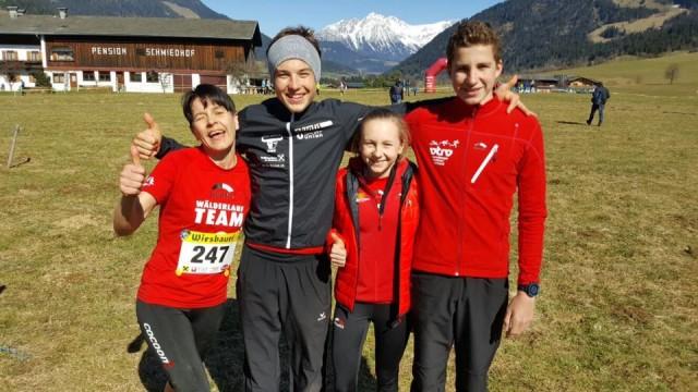 Österreichische Crossmeisterschaft 12.03.2017 in Ittler/Tirol
