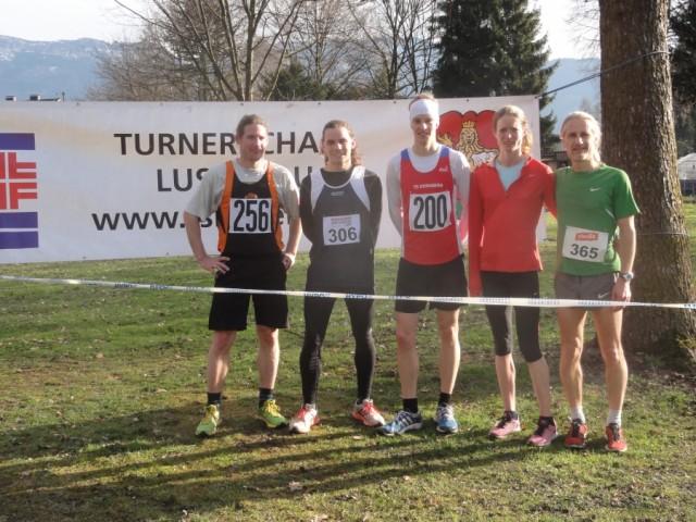 Österreichs derzeit stärkste Läuferin startete beim fünften Lauf der Crosslaufserie in Lustenau