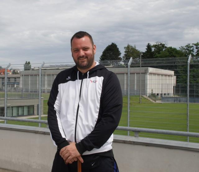 Alexander Lang ist neuer VLV Wurf Trainer