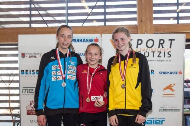 VLV 4x400m und Langstreckenmeisterschaft  mit neuem U16 3000m Rekord
